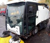 Johnston Sweeper Compact 200