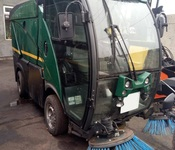 Johnston Sweeper Compact cn 101